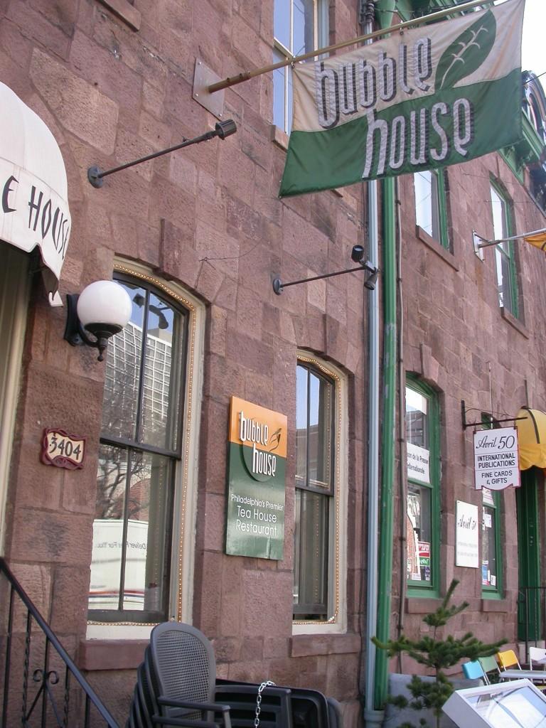 Bubble House Restaurant, Philadelphia